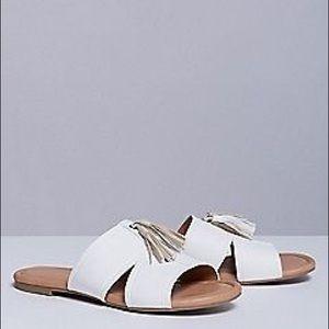 Tassel Sandal